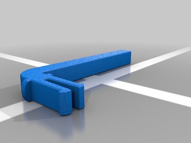 4槽槽轮机构 3D模型  图3