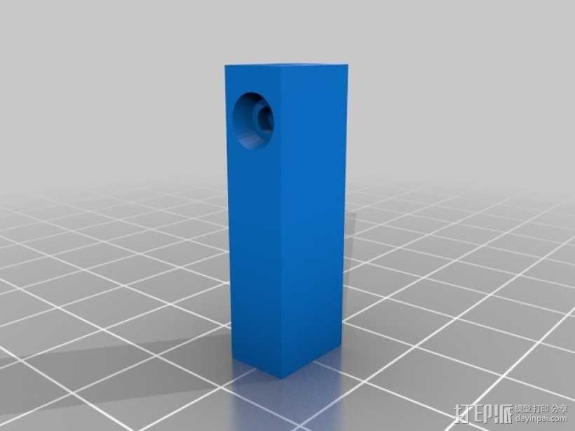 微软游戏主机Xbox 3D模型  图4