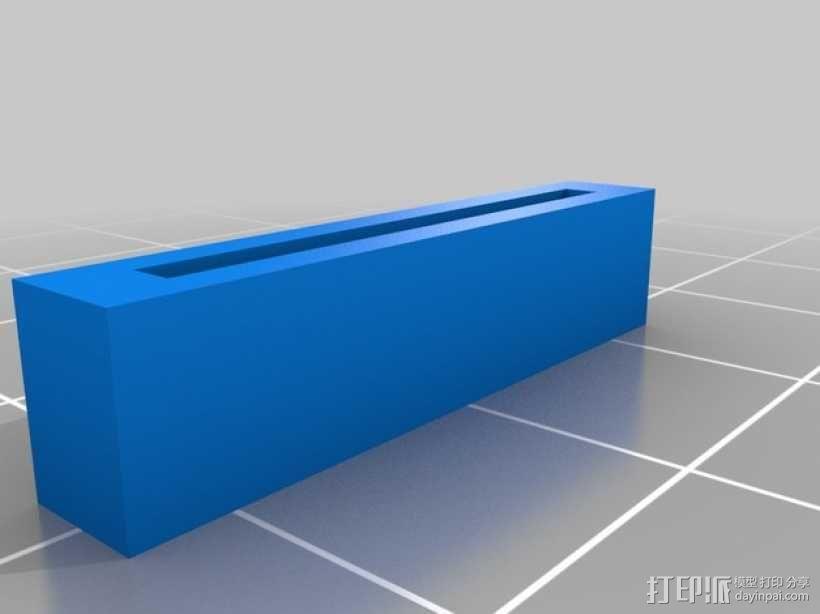 微软游戏主机Xbox 3D模型  图6