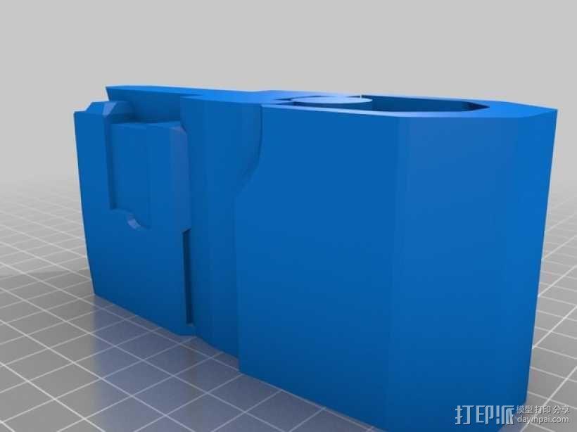 单兵防卫武器系统 3D模型  图5