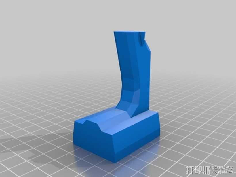 单兵防卫武器系统 3D模型  图12