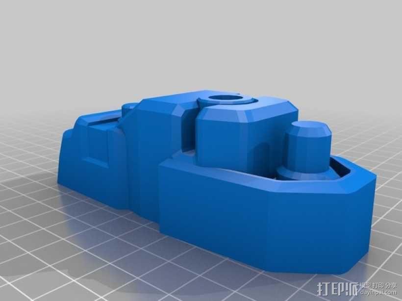 单兵防卫武器系统 3D模型  图11