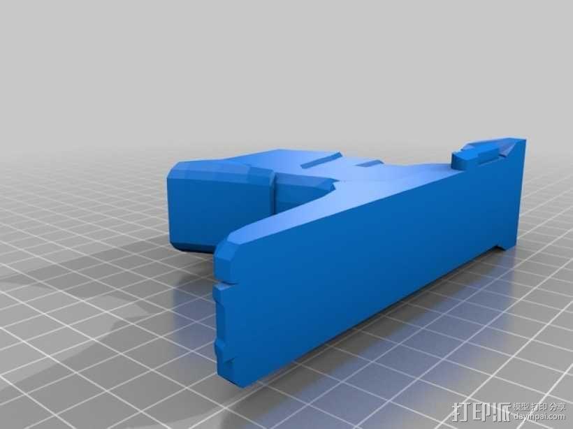 单兵防卫武器系统 3D模型  图10