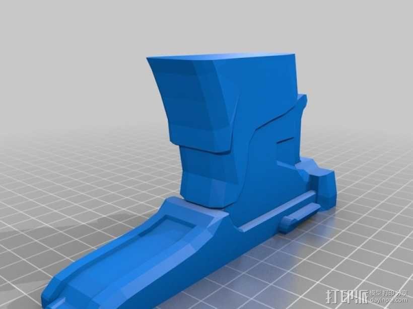 单兵防卫武器系统 3D模型  图14