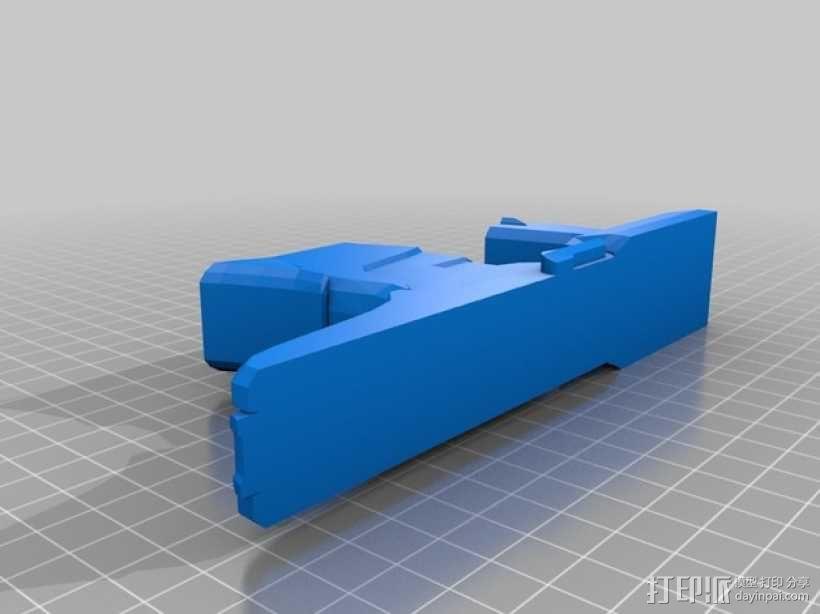 单兵防卫武器系统 3D模型  图17