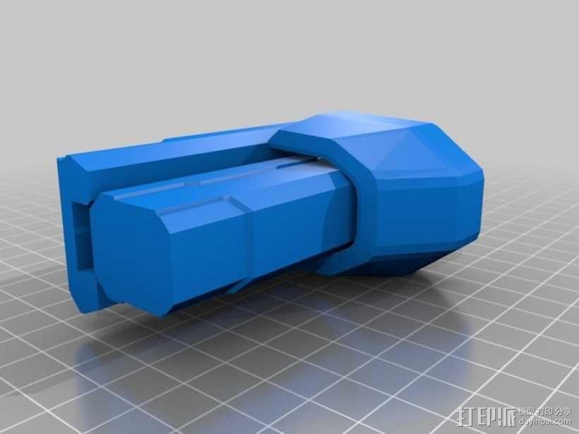 单兵防卫武器系统 3D模型  图18