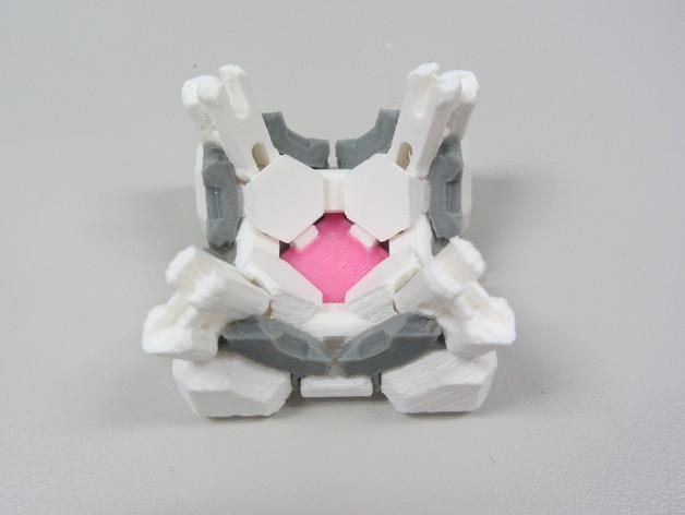 超重量级二阶魔方 3D模型  图9