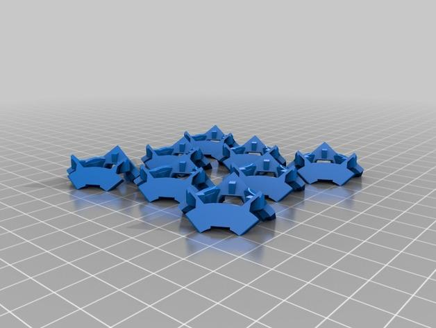 超重量级二阶魔方 3D模型  图15