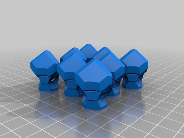 超重量级二阶魔方 3D模型  图18