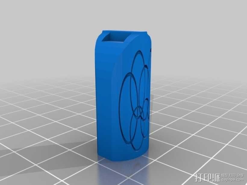 路易斯岛象棋 3D模型  图11