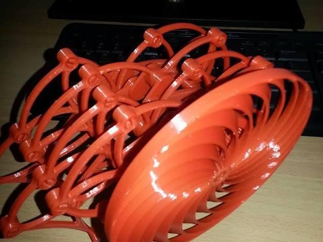 风力仿生兽 3D模型  图2