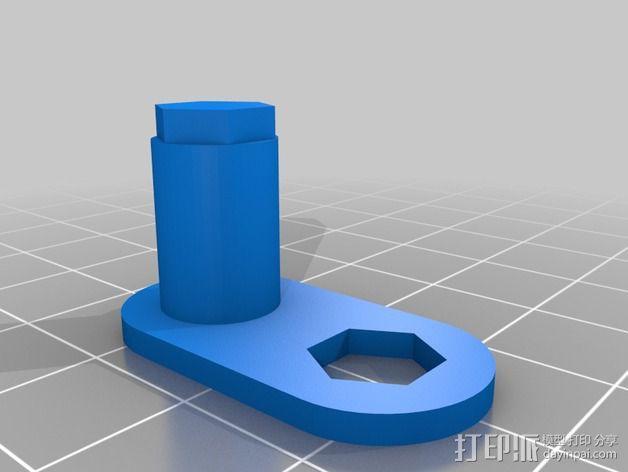 风力仿生兽 3D模型  图4