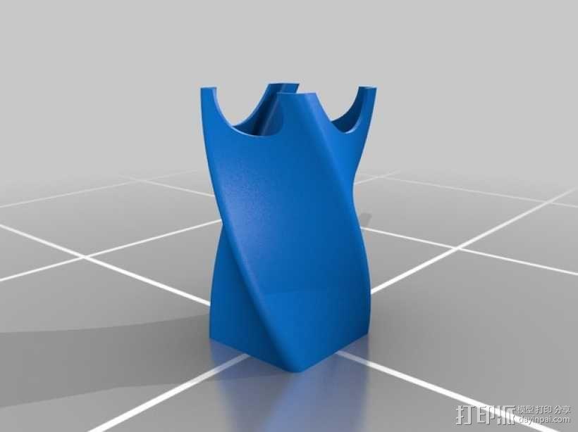 骰塔 3D模型  图7