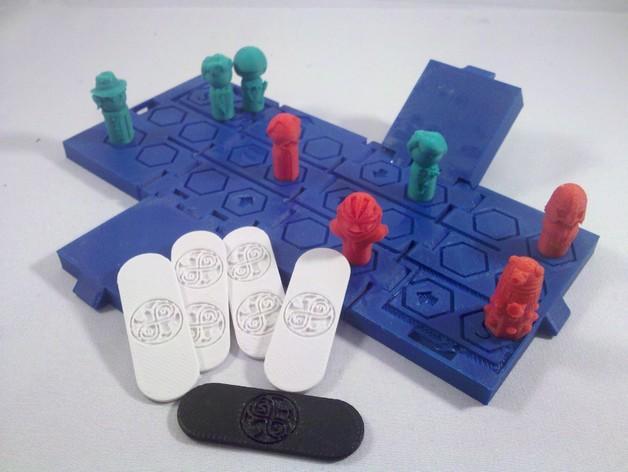 塔迪斯 3D模型  图1