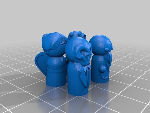 塔迪斯 3D模型  图4