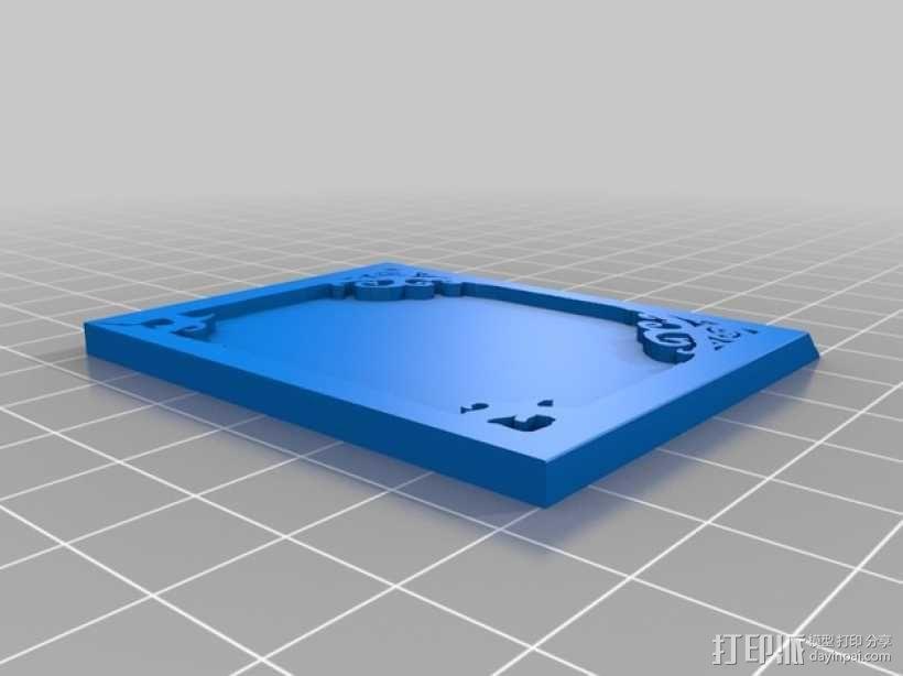 卡片盒 3D模型  图6