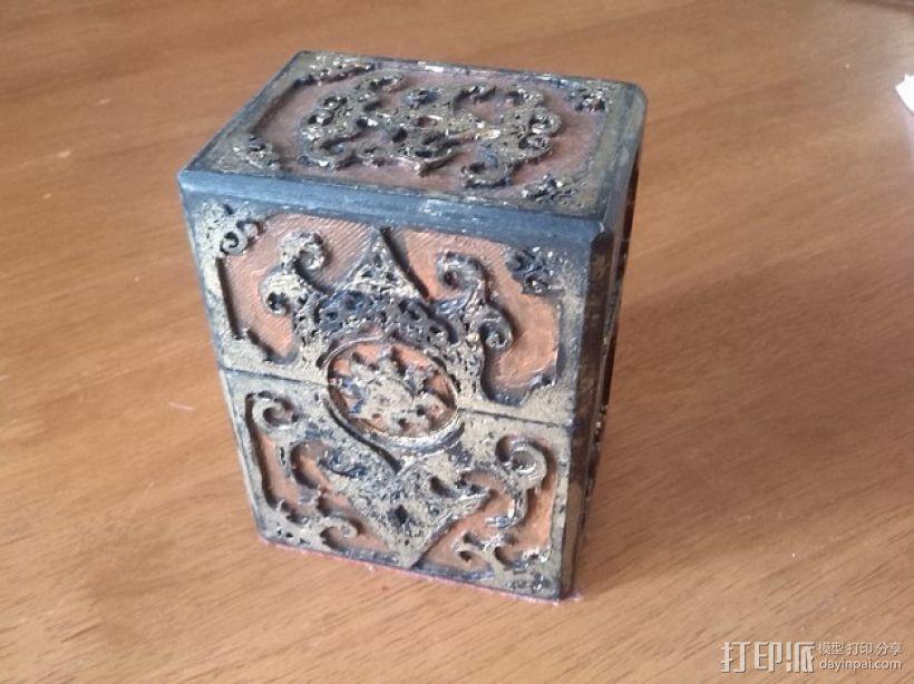 卡片盒 3D模型  图9