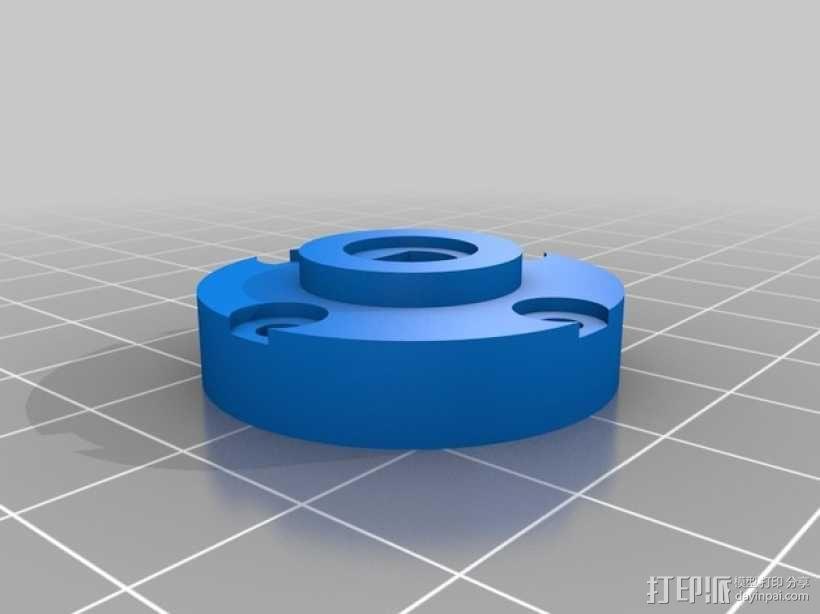 无用机器 3D模型  图6