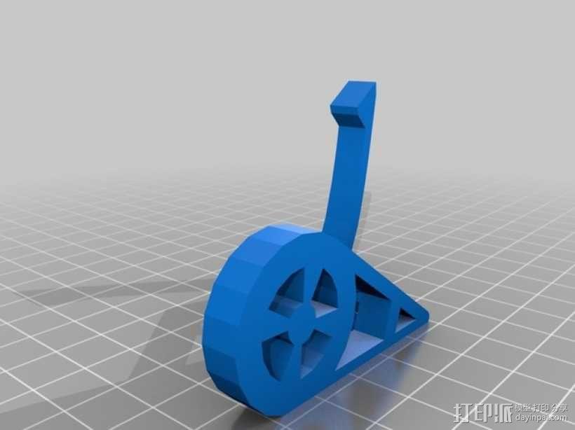 无用机器 3D模型  图7