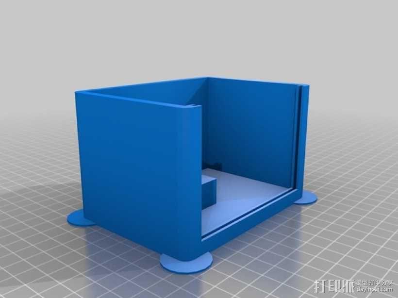 无用机器 3D模型  图14