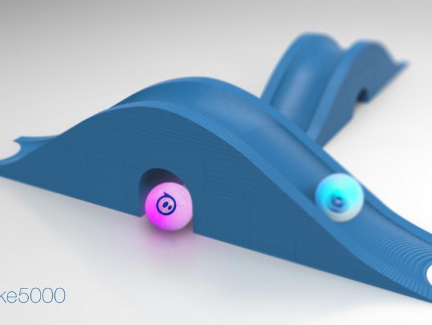小球坡道工具包 3D模型  图2