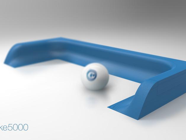 小球坡道工具包 3D模型  图3