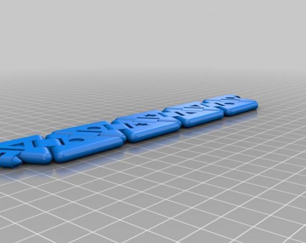 六边形折纸 3D模型  图5