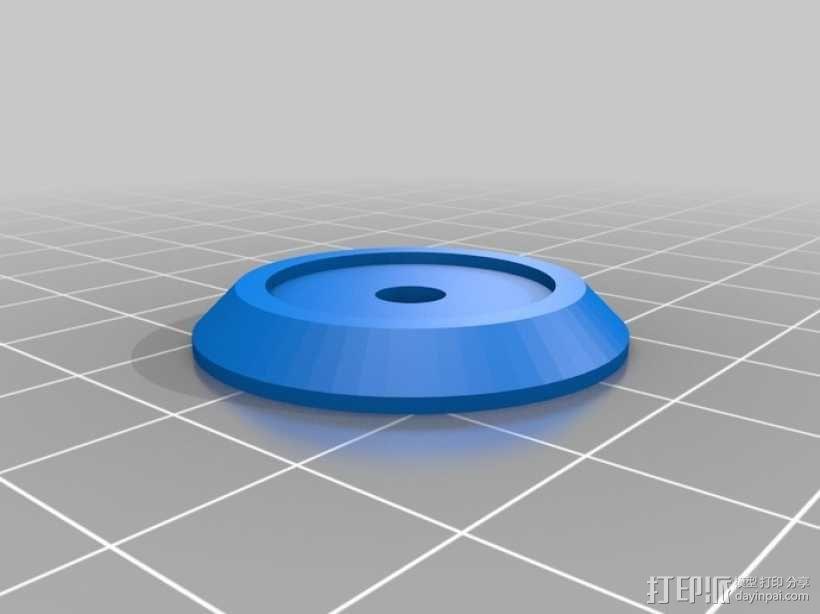 蝙蝠镖 3D模型  图6