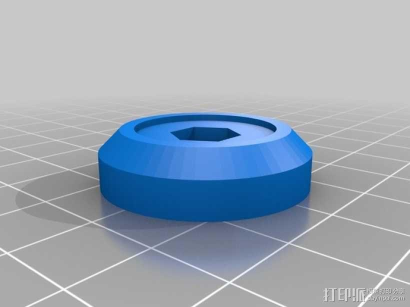 蝙蝠镖 3D模型  图7