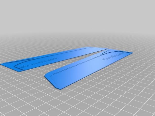 高性能滑翔机 3D模型  图3