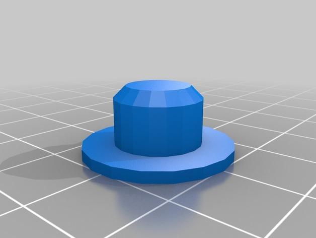 达卡炮塔 3D模型  图7