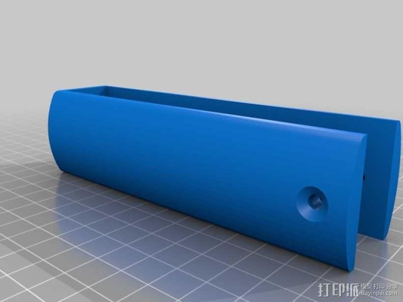 玩具自行车Draisienne 3D模型  图5