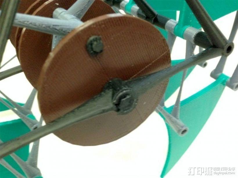 风行机械兽 3D模型  图4