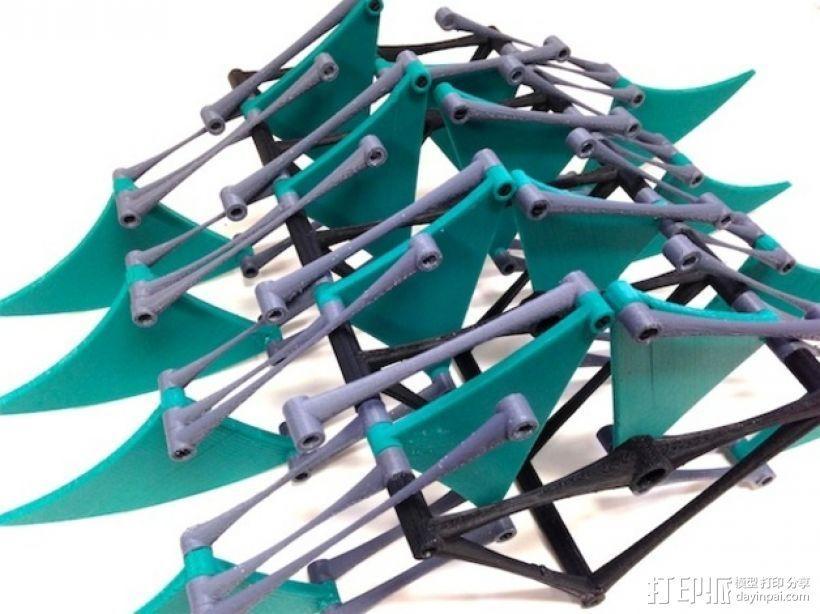 风行机械兽 3D模型  图7