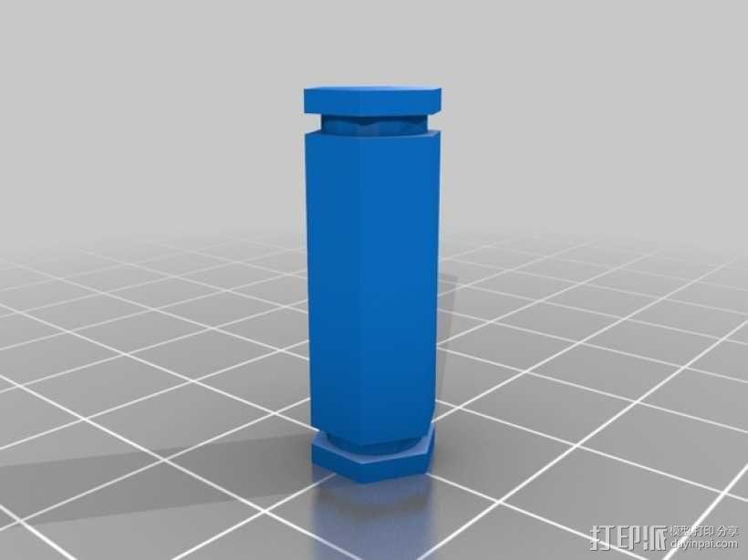 风行机械兽 3D模型  图10