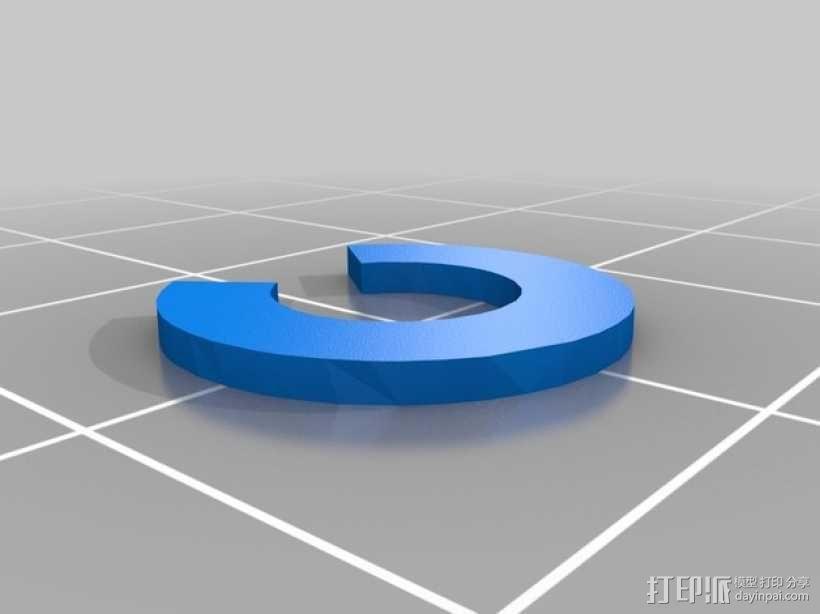 风行机械兽 3D模型  图11