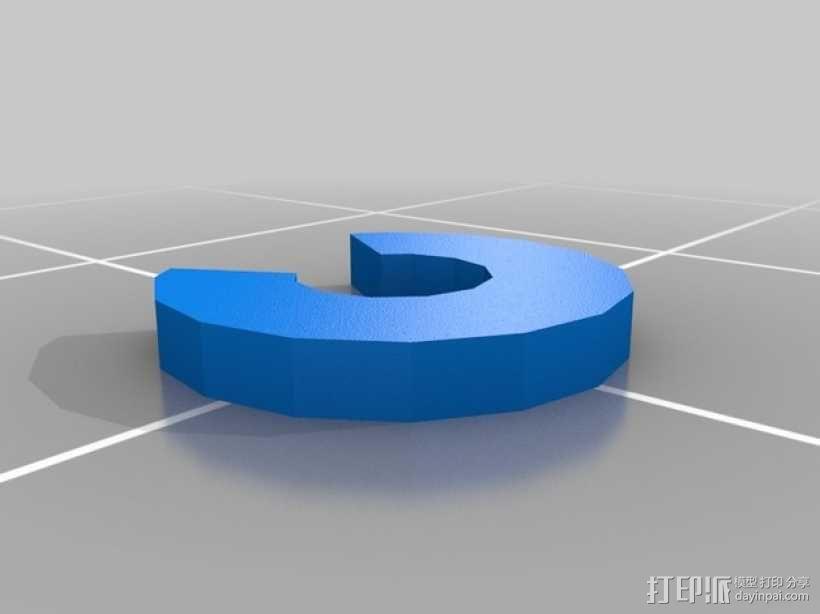 风行机械兽 3D模型  图14