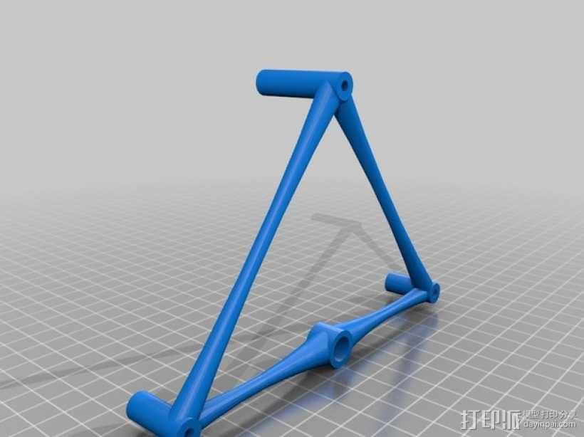 风行机械兽 3D模型  图16