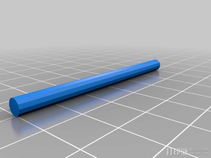 风行机械兽 3D模型  图15