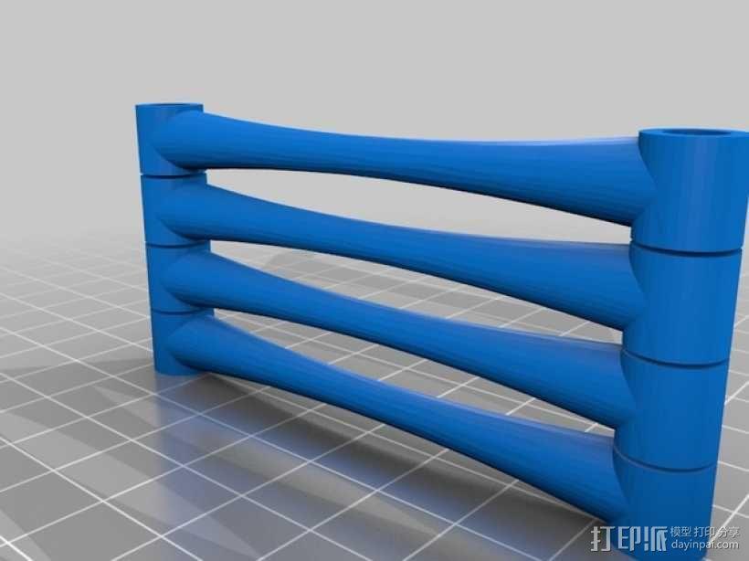 风行机械兽 3D模型  图19