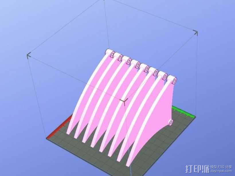 风行机械兽 3D模型  图23