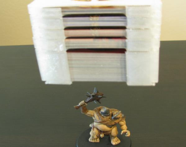 桌游卡套 3D模型  图3