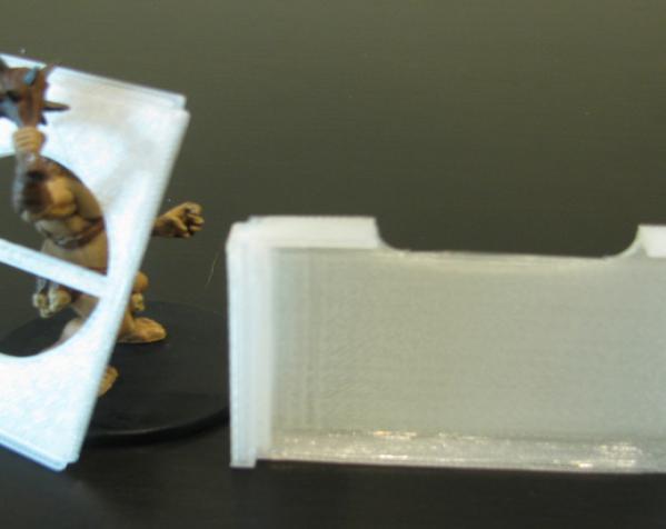 桌游卡套 3D模型  图4