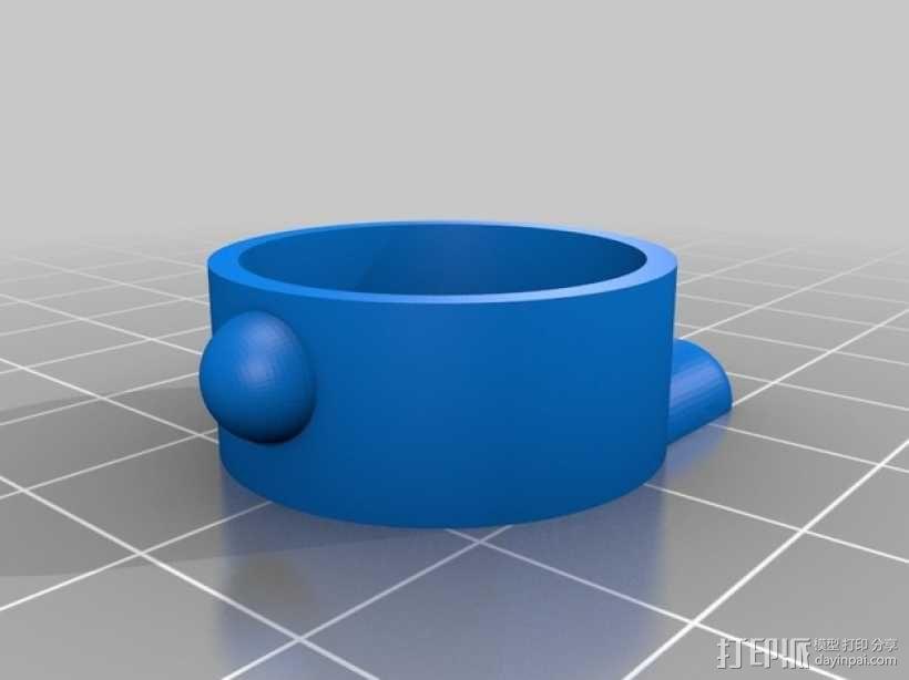 软木兔 3D模型  图4