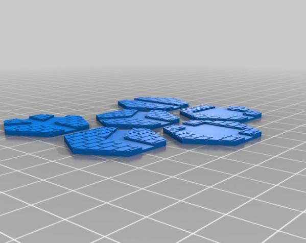 地牢探索者 3D模型  图4