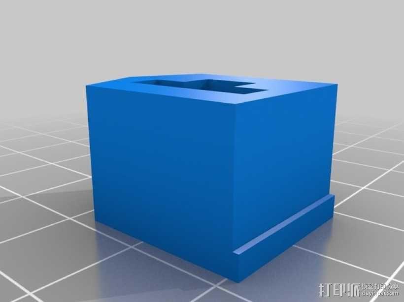 旋转拼图盒 3D模型  图6