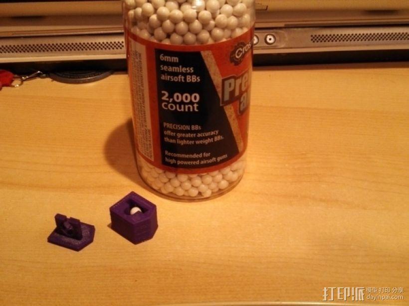 旋转拼图盒 3D模型  图8
