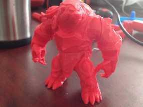 弗力贝尔玩偶 3D模型