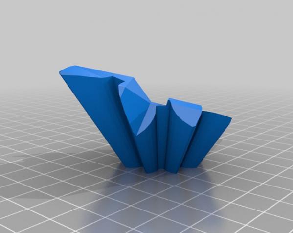 齿轮式二阶魔方 3D模型  图5