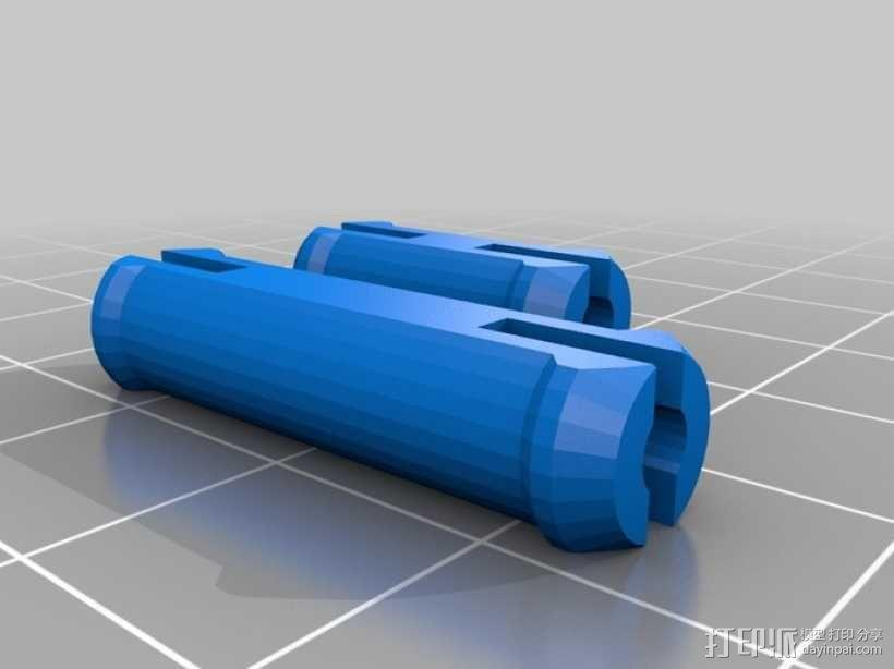 齿轮式二阶魔方 3D模型  图7